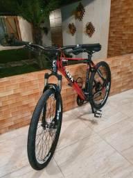 Bike 26 freio hidráulico