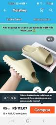 Sandália nova! Material de excelente qualidade