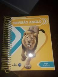 Livro de revisão Enem e vestibulares - Anglo