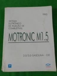 Omega 2.0/3.0 - Manual De Serviço Injeção Motronic M1.5
