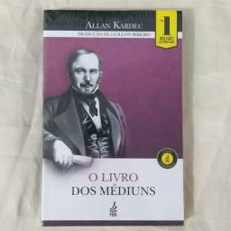 O livro dos médiuns- Allan Kardec (Ed. Econômica da FEB)