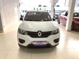 Renault Kwid Zen 2020 1.0 Branco