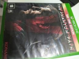 Título do anúncio: Metal Gear Solidy V