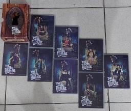 DVD'S/THE THING DUTSIDE/COLEÇÃO COMPLETA C/8 DVD'S