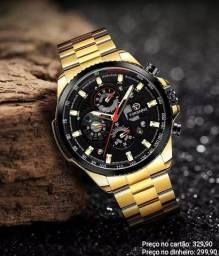 Relógio Automático Original Forsining Diferenciado