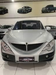 Ssangyong Actyon Sport 4x4 automática Diesel 2011