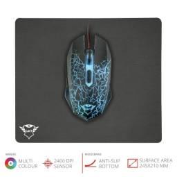 Título do anúncio: [Novo]  Mouse Gaming GXT783 Izza com Mousepad Trust