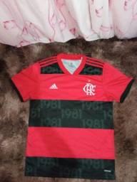 Camisa Flamengo 2021 - 130 R$