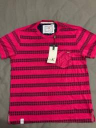 Camisa PZK TM M. Leia a descrição