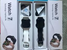 Título do anúncio: Smartwatch IWO w37 ?Watch 7?