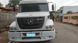 Mercedez Benz Atron 1635 6x2 2018
