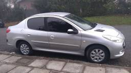 Peugeot 207 passion 2009 completo