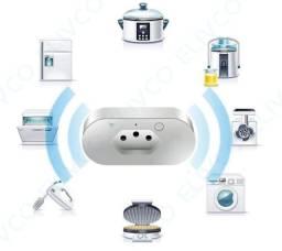Tomada Inteligente Smart Wifi 16a Original Alexa Google