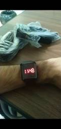 Título do anúncio: relógio eletrônico de pulso LED