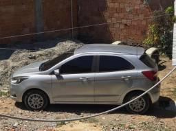 Ford Ka 2015 het, carro bem cuidado baixo km, quitado segundo dono, todo ok