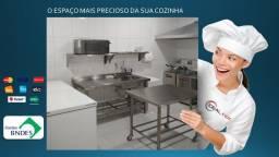 Cozinha Bancada Mesa Pia compre direto com a fábrica
