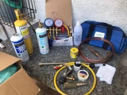 Kit manutenção refrigeração