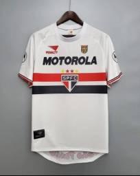 Camisa retro São Paulo FC