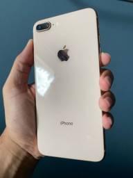 iPhone 8 Plus Ouro Rose