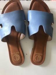 Sandália Dumond Azul