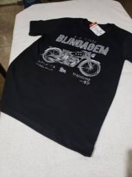 Camisa da Blindagem original P e M promoção