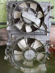 Título do anúncio: Eletro ventiladores civic 2014