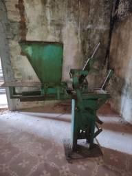 Máquina de Tijolo manual