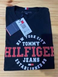 Camisa Tommy Hilfiger - Tamanho G