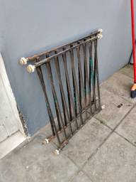 Grade de proteção escada