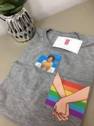 T-shirts Bolsinho personalizado