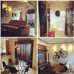 Belíssimo Apartamento Residencial Vila Romana 706 sul semi Mobiliado