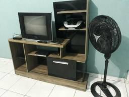 Vendo Rack,Tv e Conversor