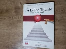 Livro a Lei do triunfo