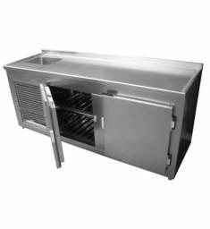 156-Refrigerador 110 ou 220v - Fabricado por Inovare Inox