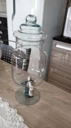 Suqueira vidro