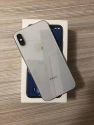 Iphone x 64gb prata