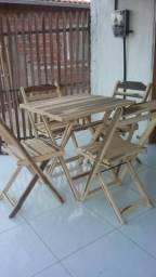 CM mesas e cadeiras