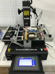 Reballing BGA - Reparo eletrônico