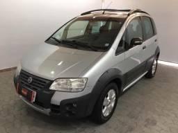 Fiat Idea 1.8 Adventure, manual, nova demais, confira! - 2008