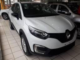 Renault Captur Life 1.6 cvt 2019, a maior altura do solo da categoria, zero km, financia - 2019