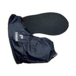 Protetor de sapato de chuva polaina