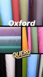 Tecido Oxford R$ 6,99 mt
