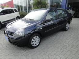 RENAULT CLIO 2007/2008 1.0 EXPRESSION SEDAN 16V FLEX 4P MANUAL - 2008