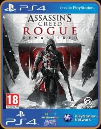 Título do anúncio: Ps4 Assassins Creed Rogue Remastered