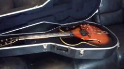 Guitarra Cort Acústica Assinat. Larray Coryell Lc1