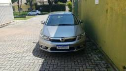 Assume Parcelas Honda civic ELX - 2014