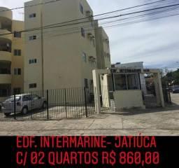 Alugam-se apartamentos no bairro jatiúca c/ 01, 02 e 03 quartos a partir R$ 610,00