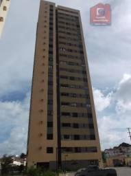 Apartamento com 3 dormitórios para alugar, 75 m² por R$ 1.100/mês - Nova Parnamirim - Parn