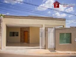 Excelente Casa com 3 Quartos em Vicente Pires.