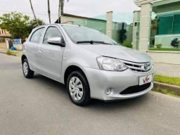 Toyota Etios 2014/2014 1.3 X 16V